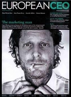 European CEO Magazine, August-September 2011