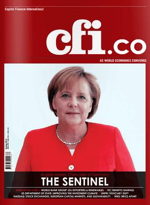 Capital Finance International Magazine - Spring, 2015