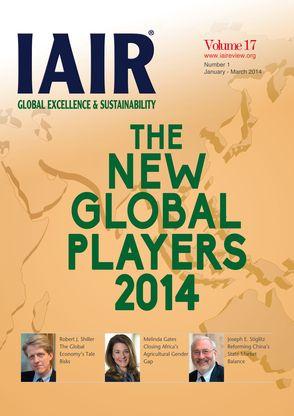 IAIR Magazine, January – March 2014
