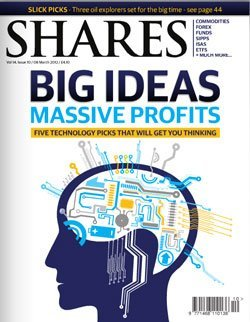 Shares Magazine, March 2012