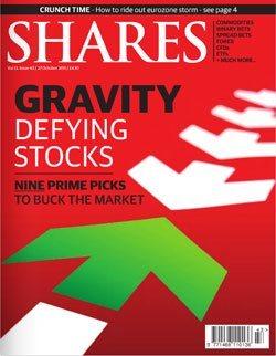 Shares Magazine, Оctober 2011