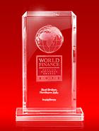 World Finance Awards 2013 - Ο καλύτερος μεσίτης στη Βόρεια Ασία