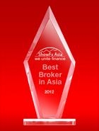 ShowFx Asia 2012 - Ο καλύτερος μεσίτης Forex στην Ασία