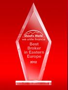 ShowFx World 2012 - Ο καλύτερος μεσίτης στην Ανατολική Ευρώπη