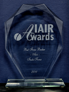 IAIR Awards 2011 - Ο καλύτερος μεσίτης στην Ασία