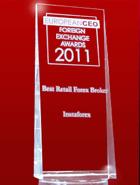 European CEO Awards 2011 - Ο καλύτερος μεσίτης λιανικής