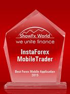 Η καλύτερη εφαρμογή για κινητά Forex 2015 από το ShowFx World