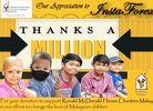 InstaForex помогает детскому благотворительному фонду Рональда Макдональда в Малайзии